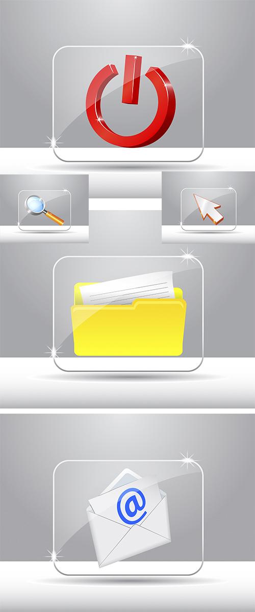 Stock: Icon Computer