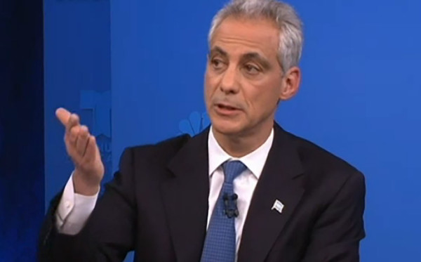 Rahm Emanuel faces major recall following cover-up allegations