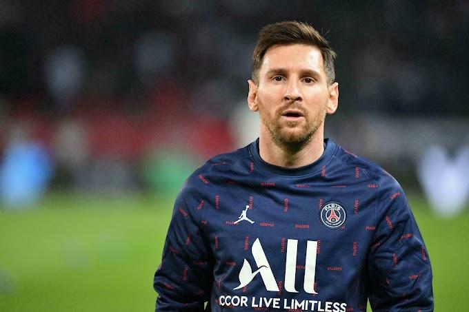El espontáneo del Marsella que encaró a Messi en pleno partido del PSG