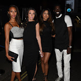 OIC - ENTSIMAGES.COM - Rachel Christie, Elle, Farah Sattaur and Kieran McLeod at the Candy Clothing - launch party  23rd June 2015 Photo Mobis Photos/OIC 0203 174 1069