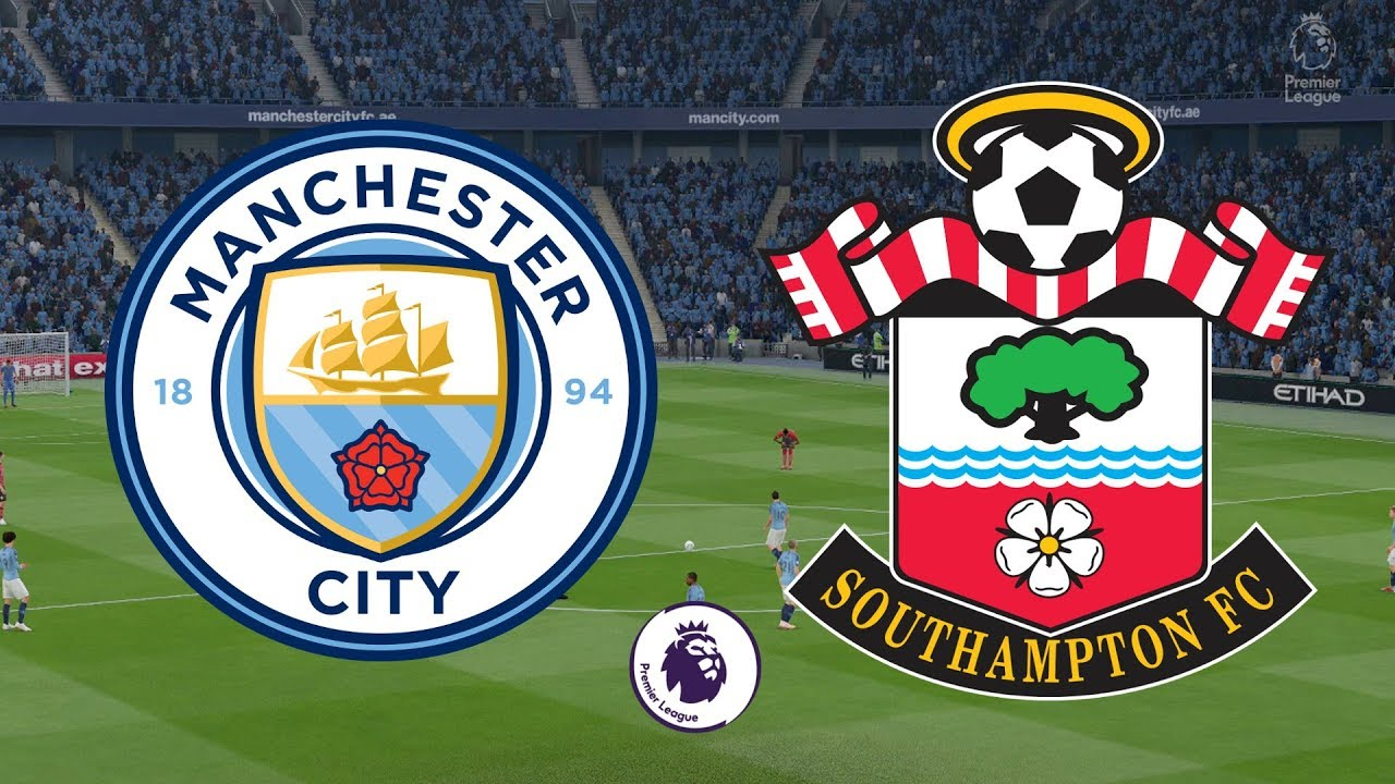 Which channel does Southampton vs. Manchester City for the Premier League