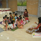 Ganesh Chaturthi Celebration by Nursery Evening Section at Witty World, Chikoowadi (2017-18)