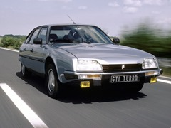 Citroen 1984 CX 25 Gti Turbo