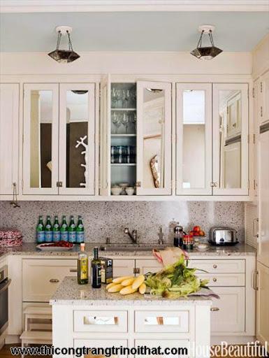 Những thiết kế thông minh cho nhà bếp nhỏ hẹp - <strong><em>Thiết kế nội thất</em></strong>-3
