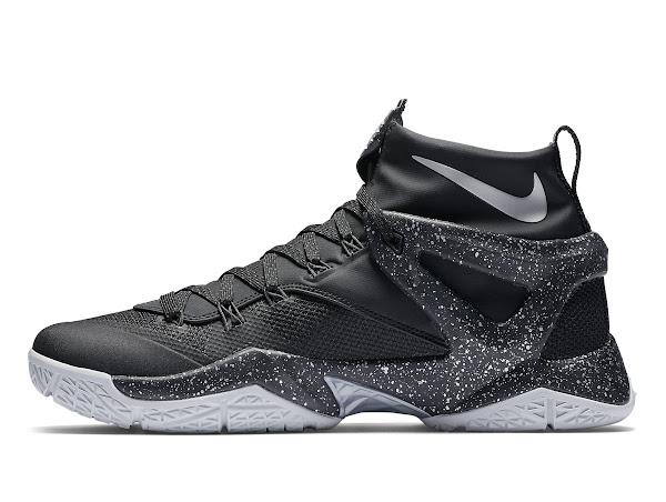 Nike Launches the LeBron Ambassador 8 Oreo in Asia