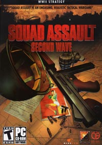 Squad Assault: Second Wave - Review By Adrienne Dudek