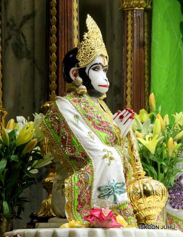 ISKCON Juhu Mangal Deity Darshan on 1st Jan 2016 (50)