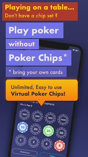 Chips of Fury - Virtual Poker Chips, Poker Table 2.0.6 screenshots 2