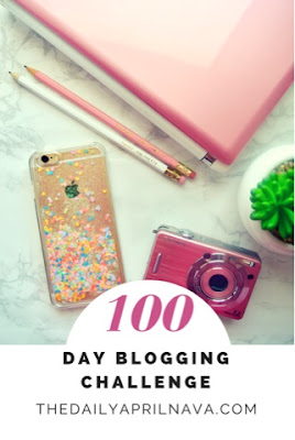100 Day Blogging Challenge The Daily April N Ava Atlanta Georgia