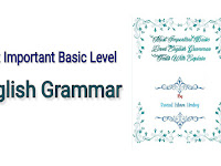 Most Important Basic Level English Grammar - PDF Download