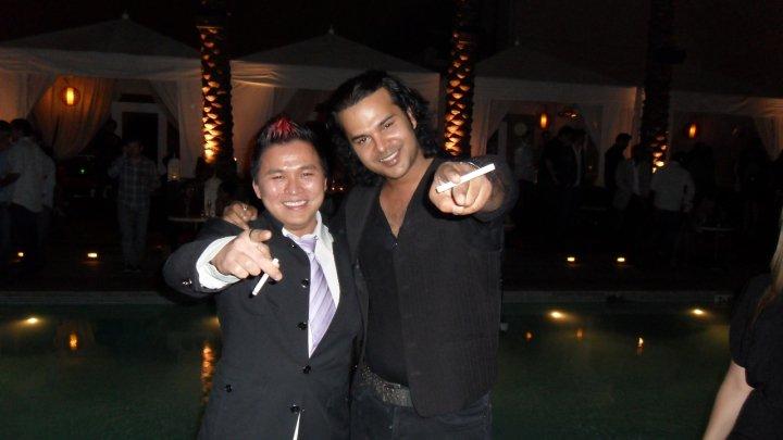 Jt Tran Pua And Matador Pua, Asian Playboy