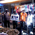Danramil Gandrungmangu Turun Ke Pasar Himbau Penerapan Prokes