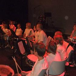 Eindmanifestatie muziekschool 2010