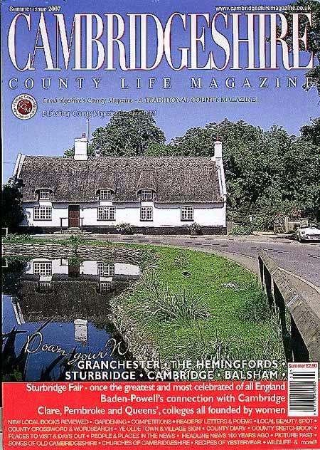 Cambridgeshire County Life Summer 2007 - summer-2007.jpg