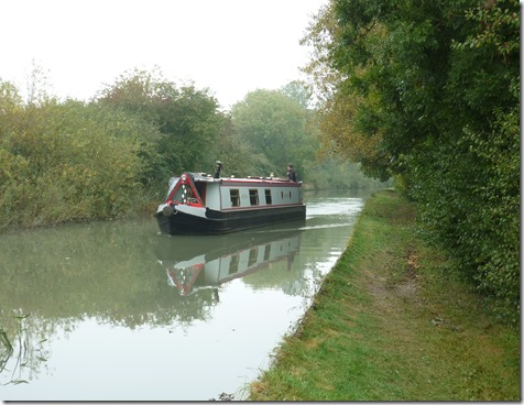 2 misty morning on the way to Wood lock