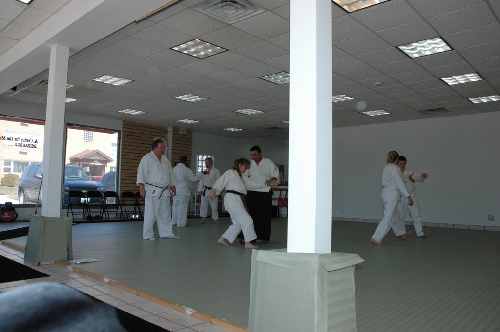 Various photos from Soseikan Dojo classes, on and off of the mat