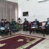 Majlis-e-Aamila Meeting, at Officers Mess on 21 March, 2013,