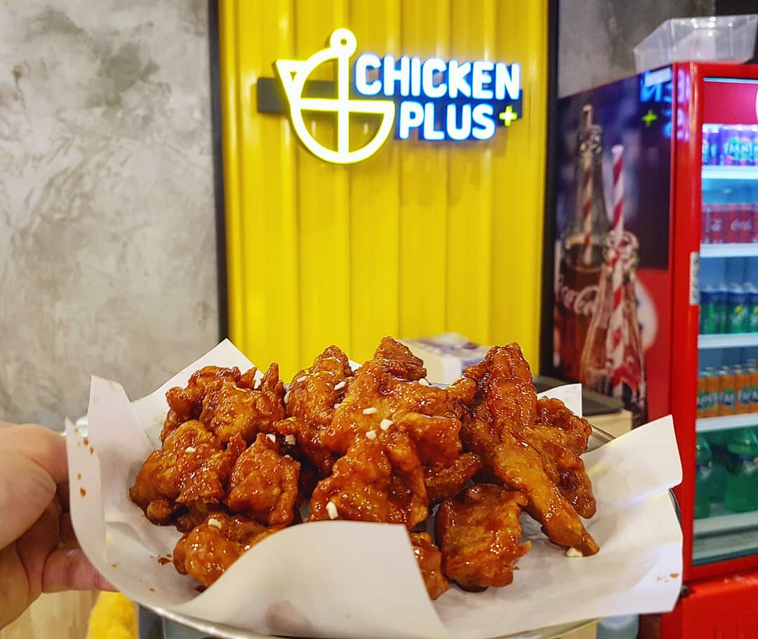 Image result for chicken plus