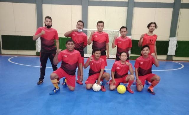 Mantap, Sekumpulan Wartawan di Palangka Raya Lahirkan Garuda FC