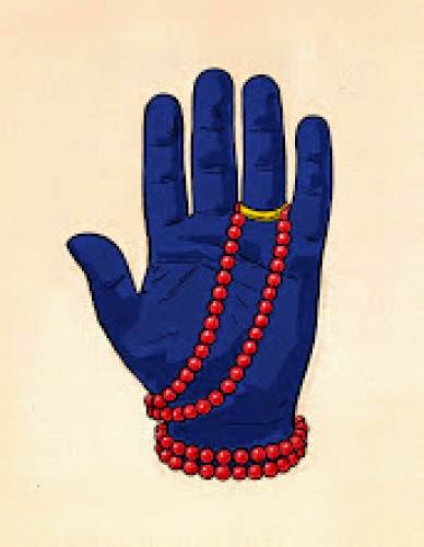Helpful Deity Brings The Kundalini