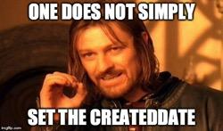 Createddate