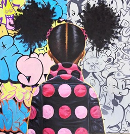 Grafitti Pop & LocS by frank morrison