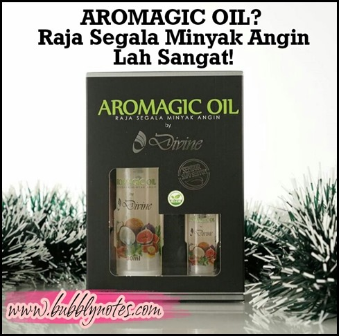 AROMAGIC OIL