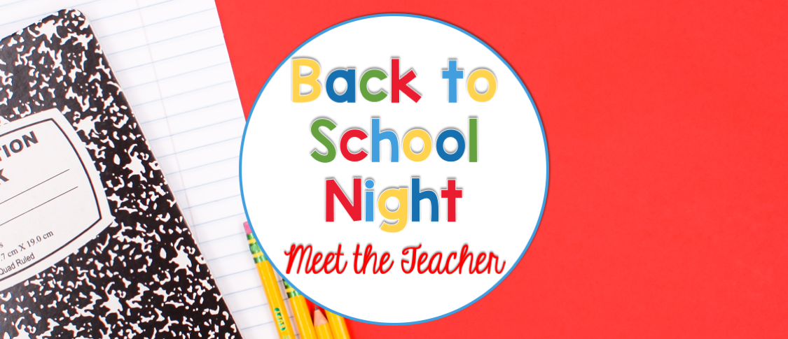 back to school night ideas and forms