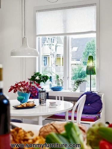 Ý tưởng thiết kế nội thất Bắc Âu cho nhà đẹp-13