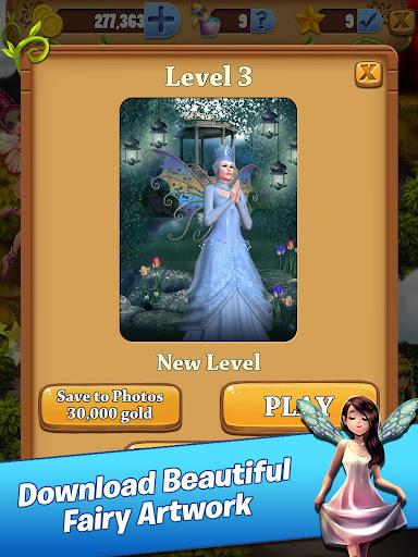 Bubble Pop Journey: Fairy King Quest modavailable screenshots 14