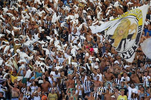 03-01 - BOTAFOGO 1 x 0 Flamengo - Fogo ole ole ole.jpg