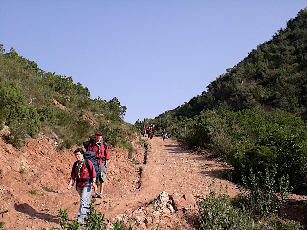 Sortida Sant Salvador de les espasses 2006 - CIMG8242.JPG