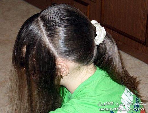 تسريحات شعر البنوتات خصلات وضفائر