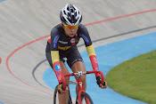 Provinciaal Kampioenschap baanwielrennen West-Vlaanderen op de wielerpiste Defraeye-Sercu in Rumbeke