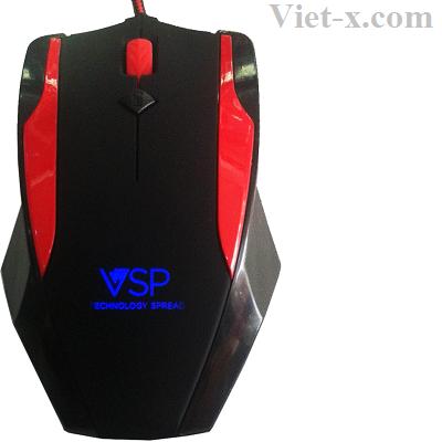 Chuột máy tính chuyên Game Vision V9 giá rẻ chính hãng