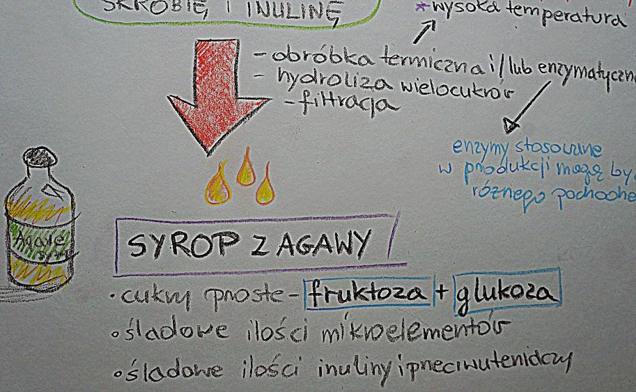 Syrop z agawy - cała prawda bez słodzenia