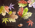 Fall Leaves by Haylee