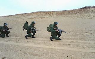 Sécurisation des frontières: 56 individus arrêtés
