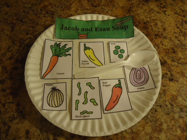 church house collection blog jacob and esau sunday school ForJacob And Esau Crafts