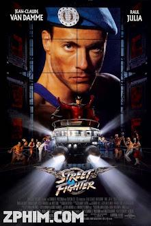 Đấu Sĩ Đường Phố - Street Fighter (1994) Poster