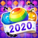 Gummy Candy Blast - Free Match 3 Puzzle Game icon
