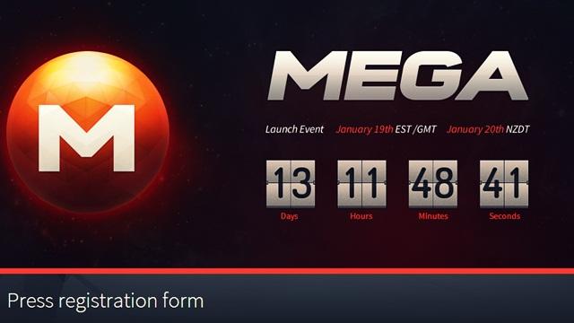 Mega, el sucesor de Megaupload