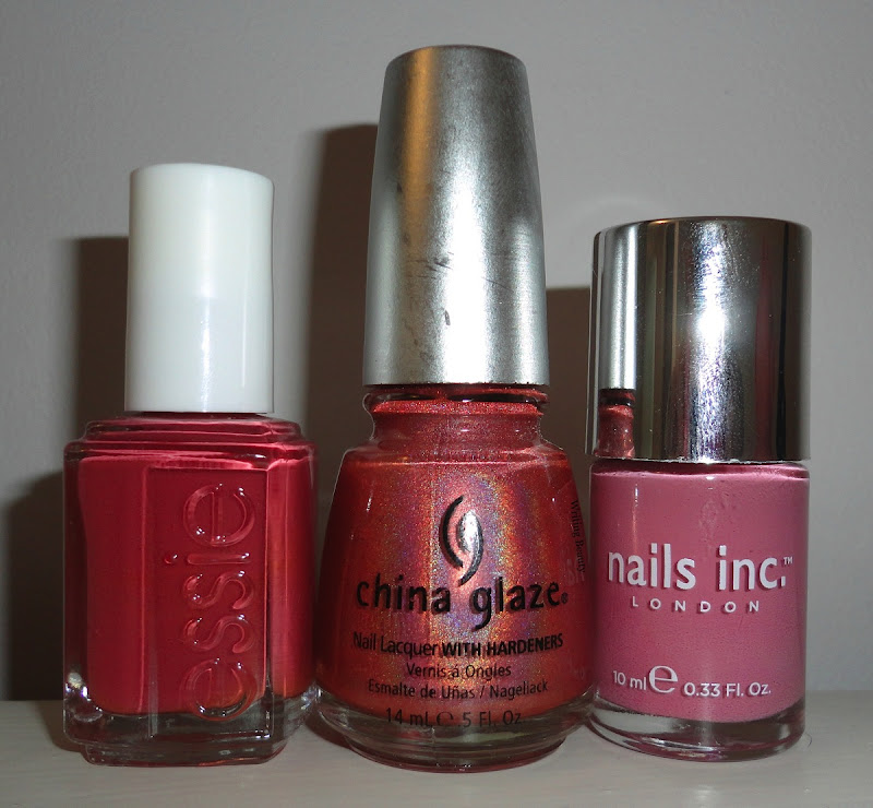 Fall Nail Polish Favourites 2