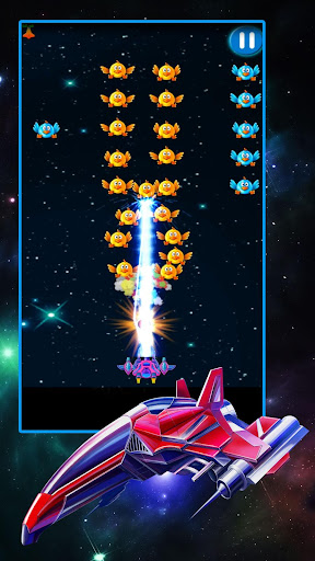 Chicken Shooter: Space Shooting 2.0 10