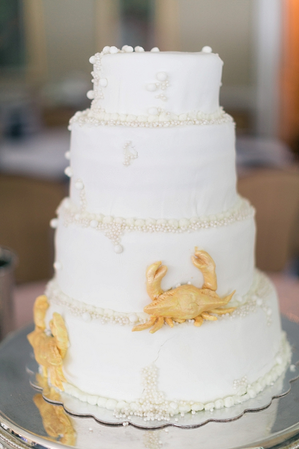 wedding cakes northern neck va preppy nautical inspired virginia wedding tidewater and 25123
