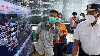 Tercanggih Setelah CTC Manggarai, Indonesia Kini Punya Pusat Kendali Kereta di Purwokerto
