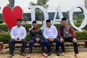 Silaturahmi CEO Mina Vision Dengan Kyai Yusuf Mansyur, Bahas Kerjasama Usaha Kaum Muda