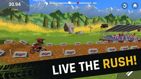 MXGP Motocross Rush APK screenshot thumbnail 3