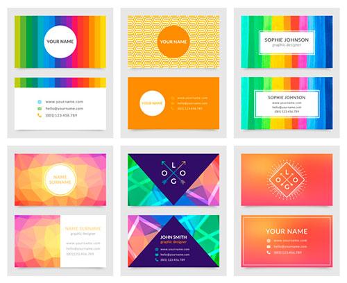 plantillas de tarjetas de presentación para descargar
