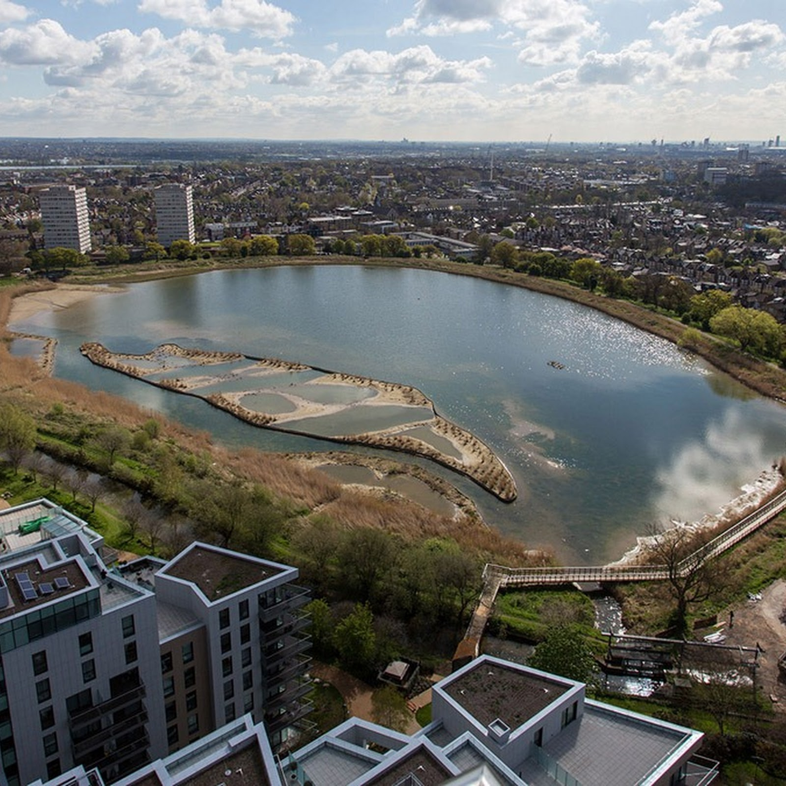 Woodberry Wetlands: A Nature Reserve in The Heart of London